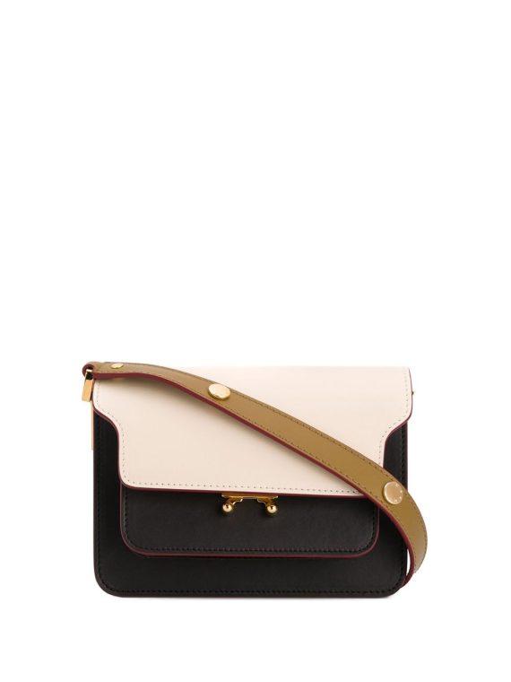 Marni small Trunk shoulder bag - Black - Marni
