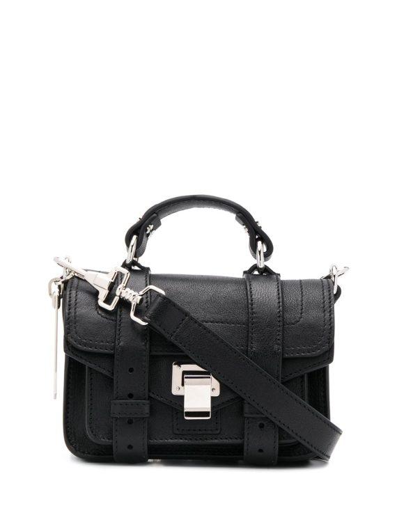 Proenza Schouler PS1 Micro bag - Black - Proenza Schouler