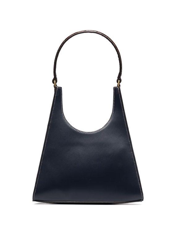 STAUD Rey shoulder bag - Blue - STAUD
