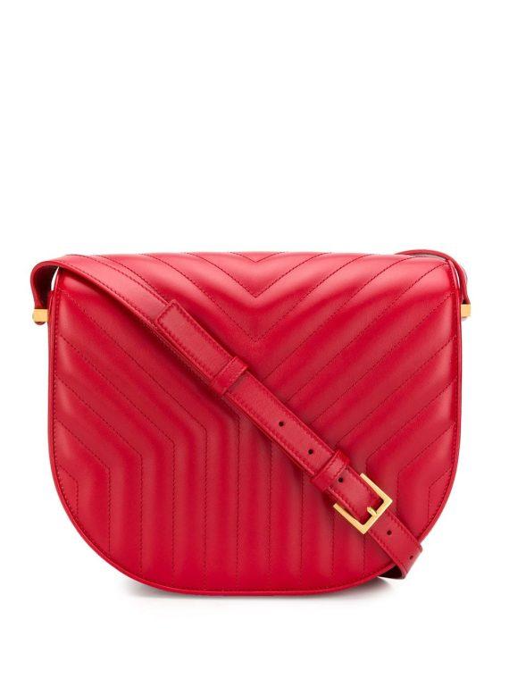 Saint Laurent Joan shoulder bag - Red - Saint Laurent