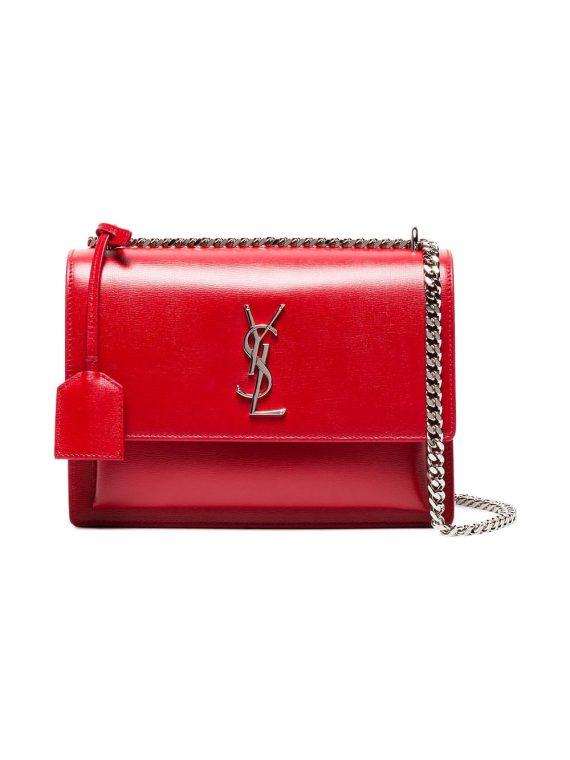 Saint Laurent Sunset shoulder bag - Red - Saint Laurent
