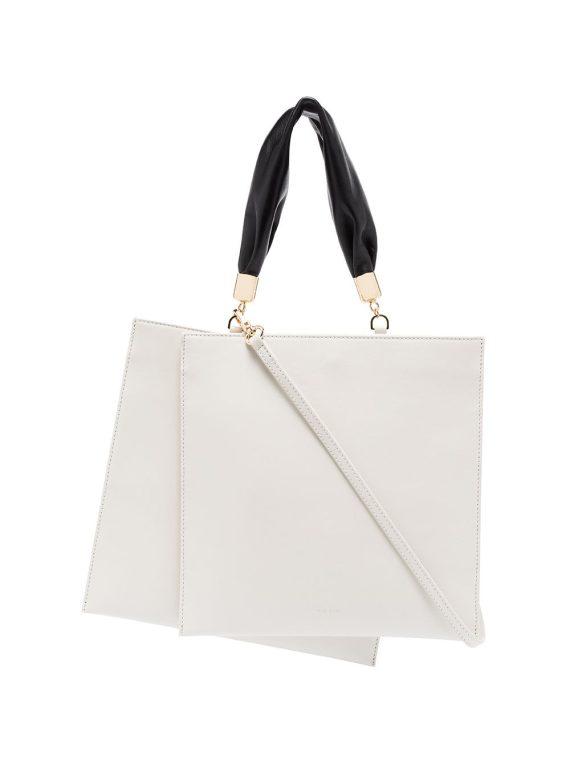 The Sant Obi tote bag - White - The Sant