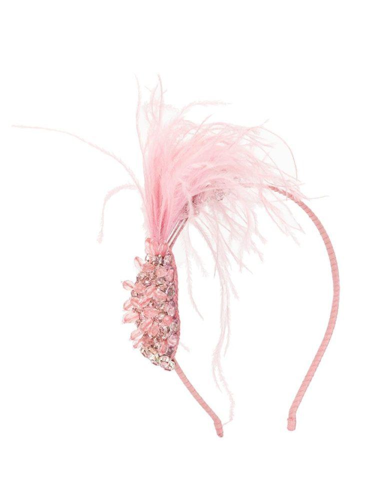 Tutu Du Monde Birds Of Feather headband - PINK - Tutu Du Monde