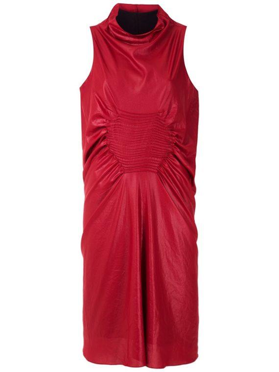 Uma | Raquel Davidowicz Bosnia sleeveless dress - Red - Uma | Raquel Davidowicz