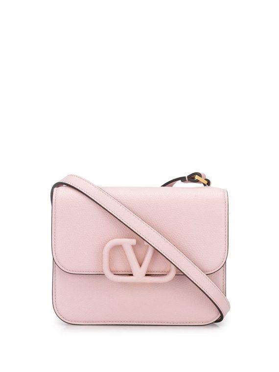 Valentino Garavani VSLING crossbody bag - PINK - Valentino Garavani