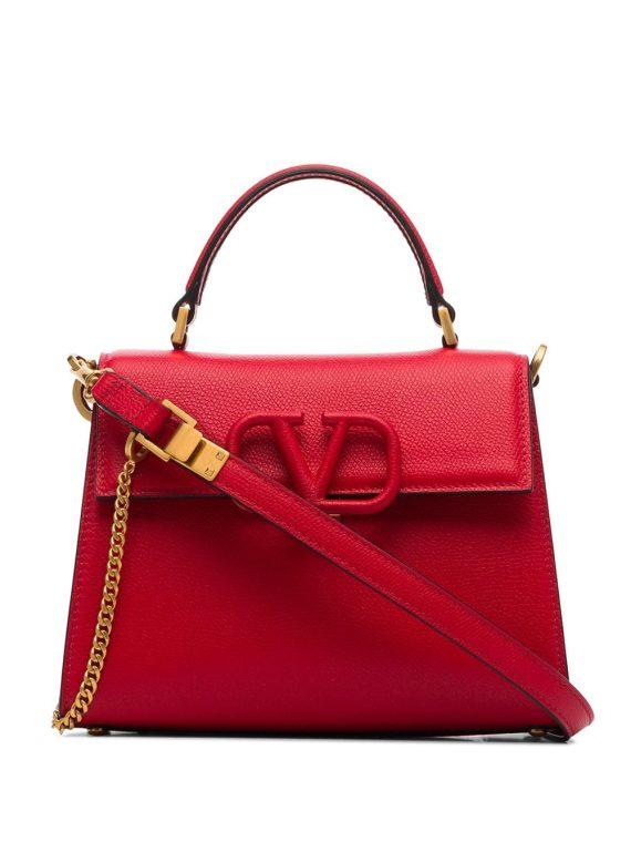 Valentino Garavani VSLING tote bag - Red - Valentino Garavani