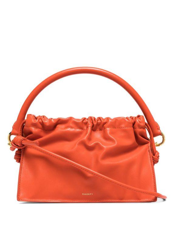 Yuzefi Bom tote bag - Red - Yuzefi