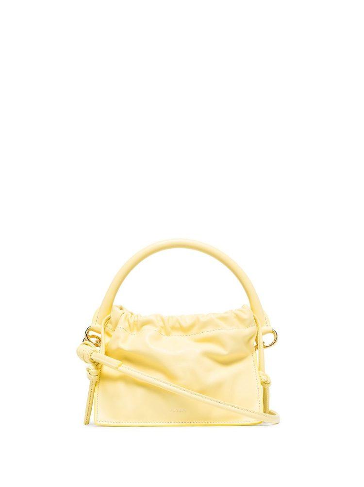 Yuzefi mini Bom bag - Yellow - Yuzefi