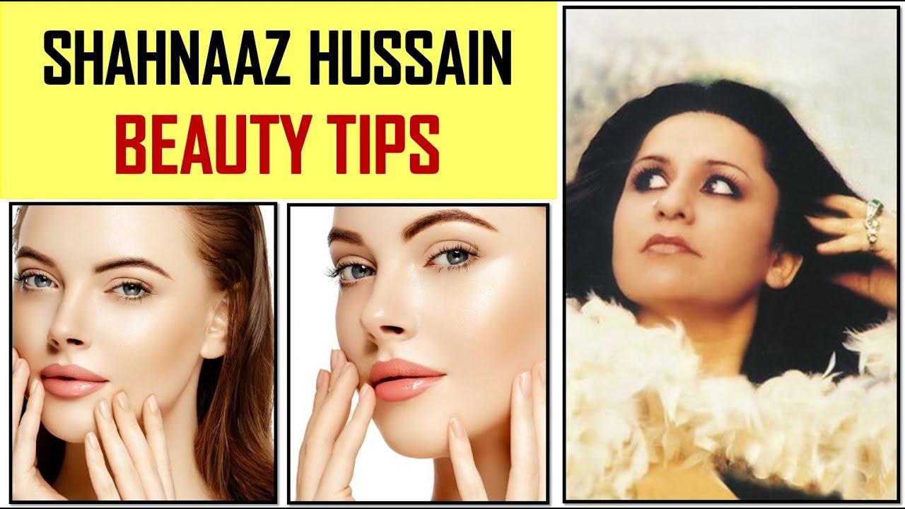 10 Amazing Beauty Tips by Shahnaaz Hussain I Shahnaaz Hussain Beauty tips for Glowing Skin I Anam
