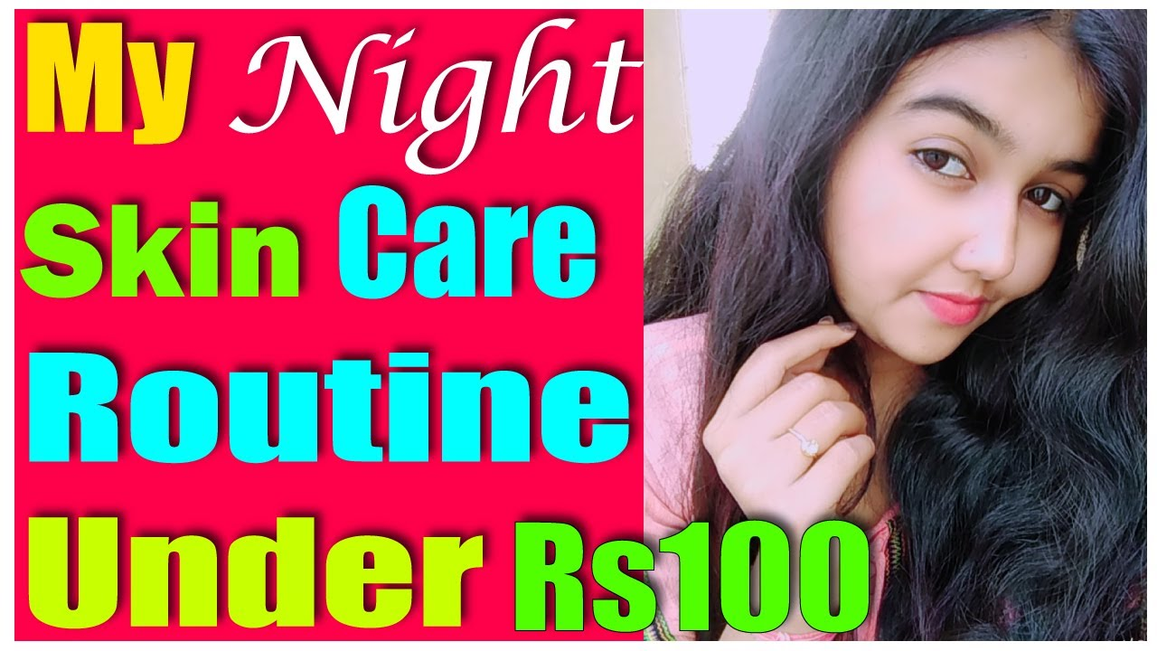 Night Skincare Routine   😍 My Skin Transformation Effective tips   Indian skin care   Vlogger Sapna 