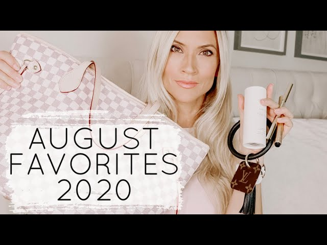 AUGUST FAVORITES 2020 | BEAUTY, HOME GOODS, LIFESTYLE