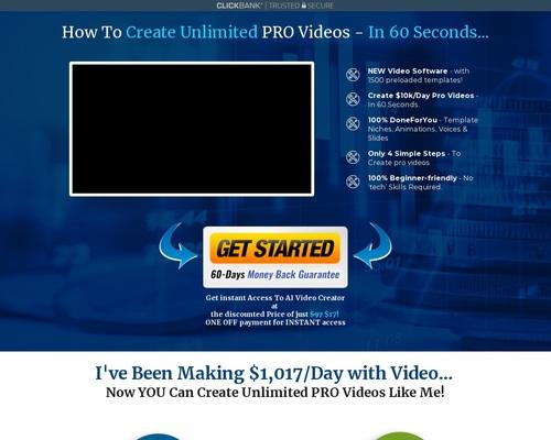 AI Video Creator