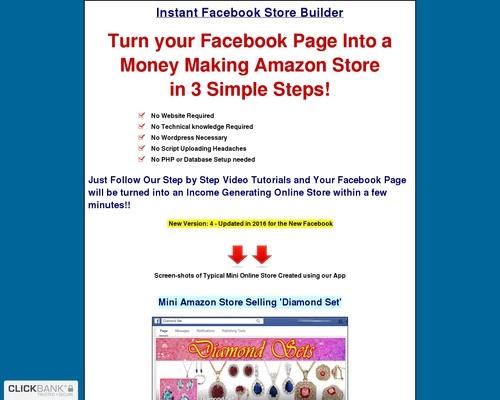 Amzcatalog Creator – Amazon Affiliate Marketing Software